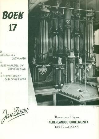 Book 17 - Jan Zwart