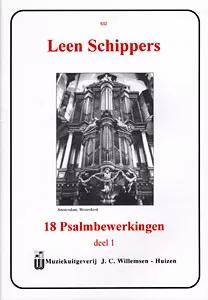 Leen Schippers - 18 Psalmbewerkingen Book 1