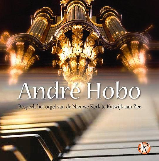 Andre Hobo - Bespeelt Het Orgel Van De Nieuwe Kerk te Katwijk aan Zee