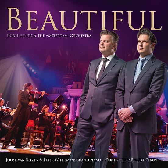 Beautiful - Duo 4 Hands & The Amsterdam Choir