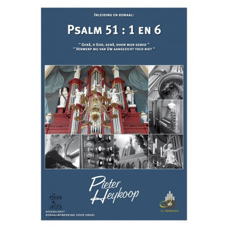 Psalm 51 - Pieter Heykoop