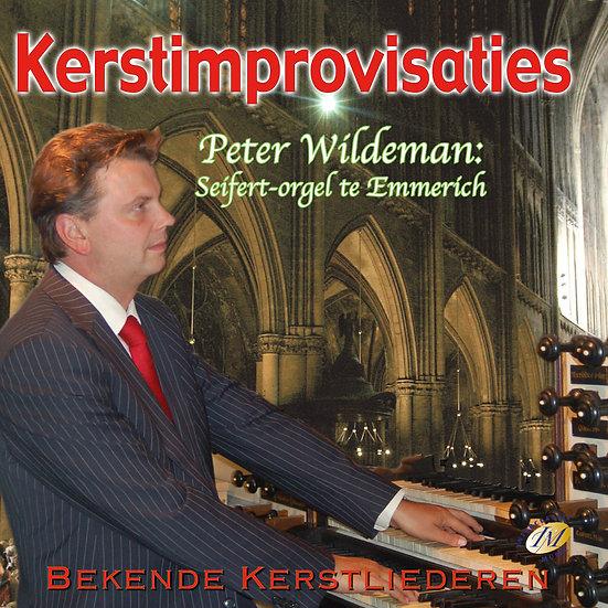 Kerst Improvisations - Peter Wildeman