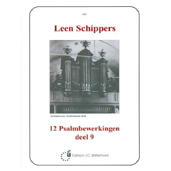 Leen Schippers - 18 Psalmbewerkingen Book 9