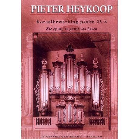 Psalm 25:8 - Pieter Heykoop