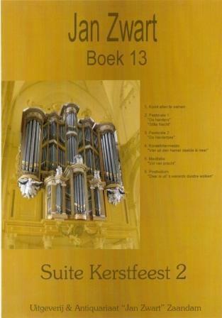 Book 13 (Christmas) - Jan Zwart