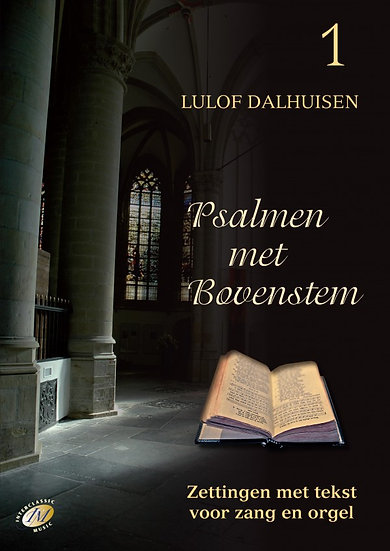 Psalms with Bovenstem Book 1 - Lulof Dalhuizen