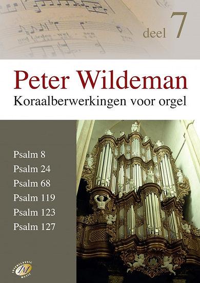 Koraalberwerkingen 7 - Peter Wildeman