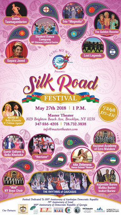 Silk Road Festival 2018