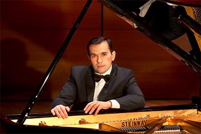Alexander Beridze's Piano Recital