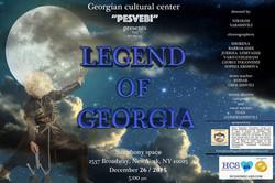 "Musical ""Legend of Georgia"""