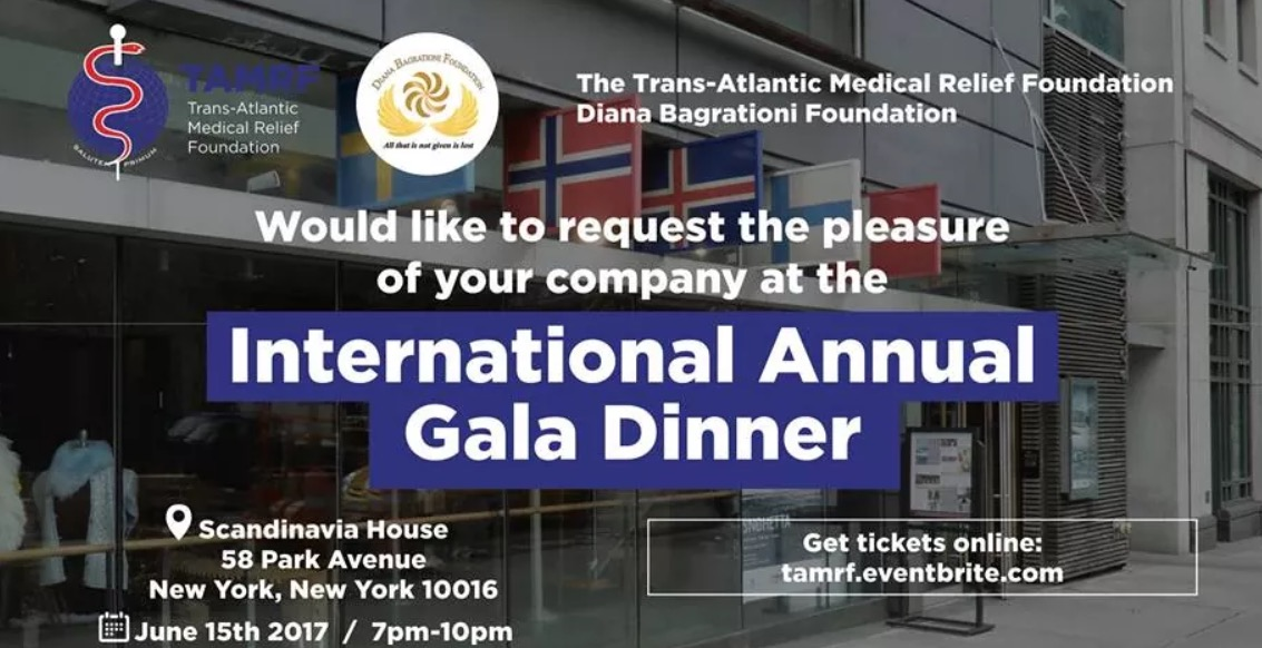 International Annual Gala Dinner