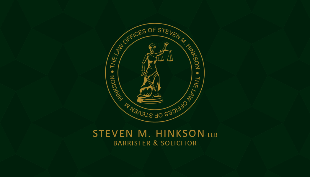 Hinkson Law - Card Front