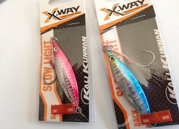 X WAY SLOW LIGHT 30gr