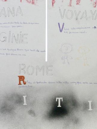 Voyage à Rome avec Virginie