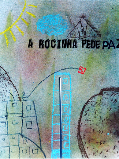 La Rocinha demande la paix - Willington