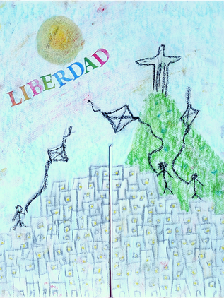 Liberté - Castelo