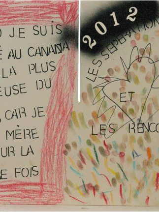 Quand je suis arrivée au Canada, jeune immigrante haïtienne