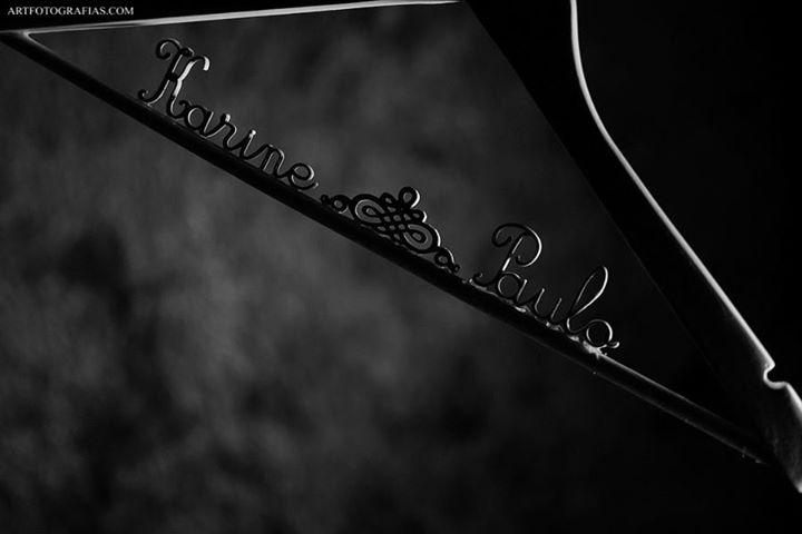 Facebook - Karine + Paulo  #WeddingDay  #EssenciallPretta #Pretta #ArtDesigner #
