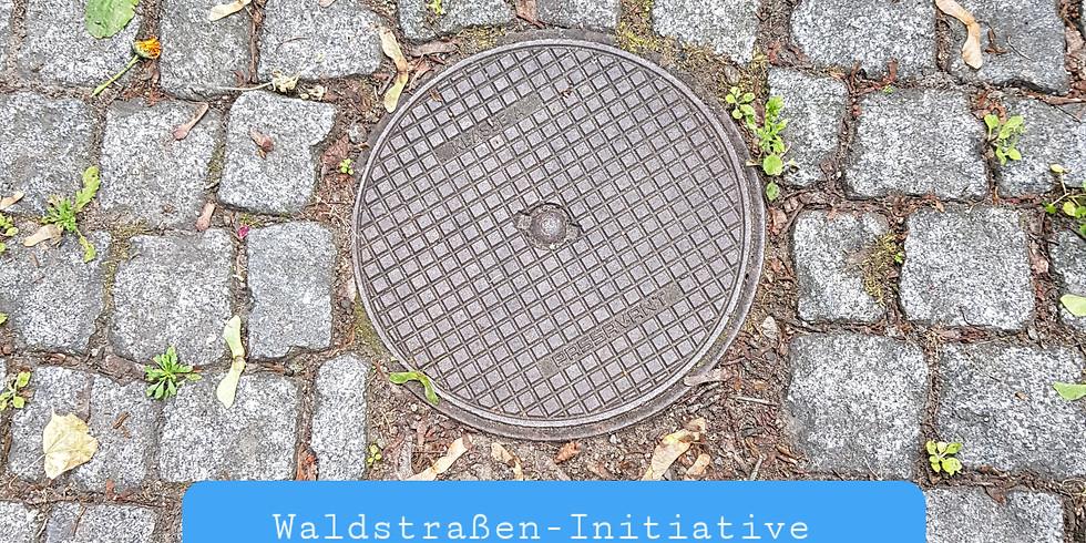 Moabiter Waldstraßen Rundgang - Führung mit Teilnehmer der Waldstraßen-Initiative