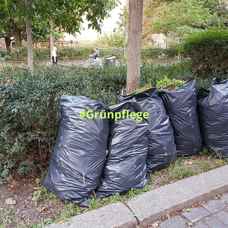 16.10.2021 - das 25.ehrenamtliche Waldstraßen-Engagement, Mitmachen kann jeder der Interesse hat
