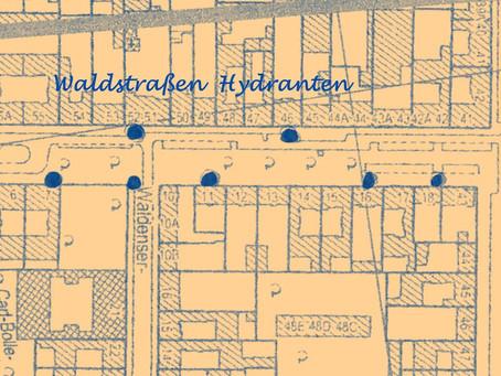 Wir sind Berlin's älteste u. einzige Hydranten-Bewässerungs u. Grünpflegegruppe