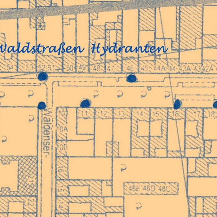 Bewässerungsgruppe Waldstraße 24.4.