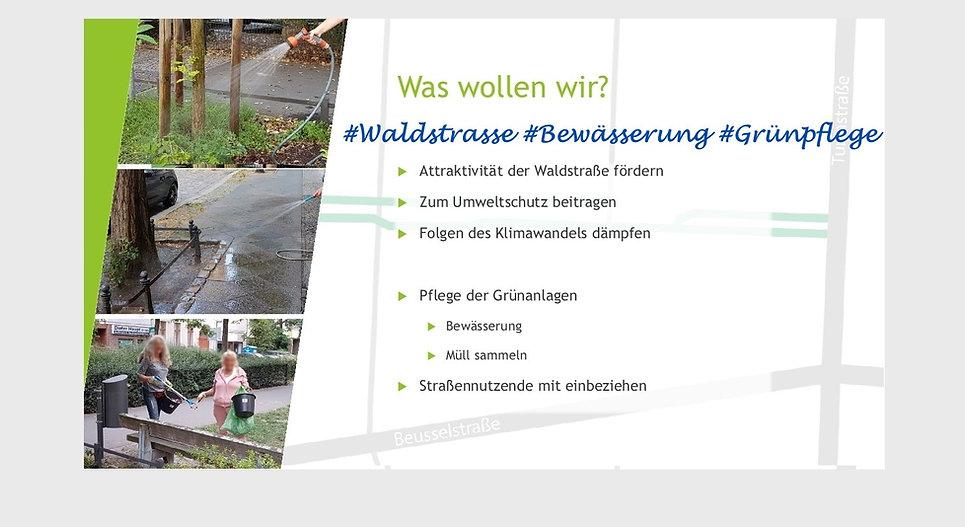 #Waldstrasse_#Bewässerung_#Grünpflege.