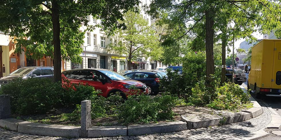 17.7.2021 die 12. Hydranten-Bewässerung der Waldstraße