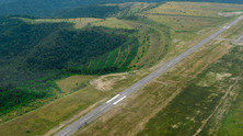"""Sky"" could be limit for airport authority, Mingo County"