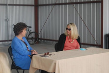 Miller visits ARA, discusses long-term plans for the facility