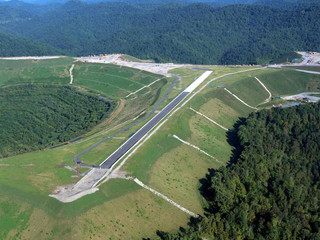 Twin Branch Drag Strip Still in Works