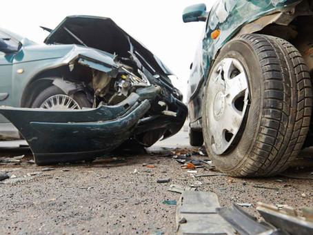 ? נפגעתי בתאונת דרכים. מה עליי לעשות