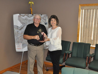 James Simpkins honored for 30 years of service with MCRA