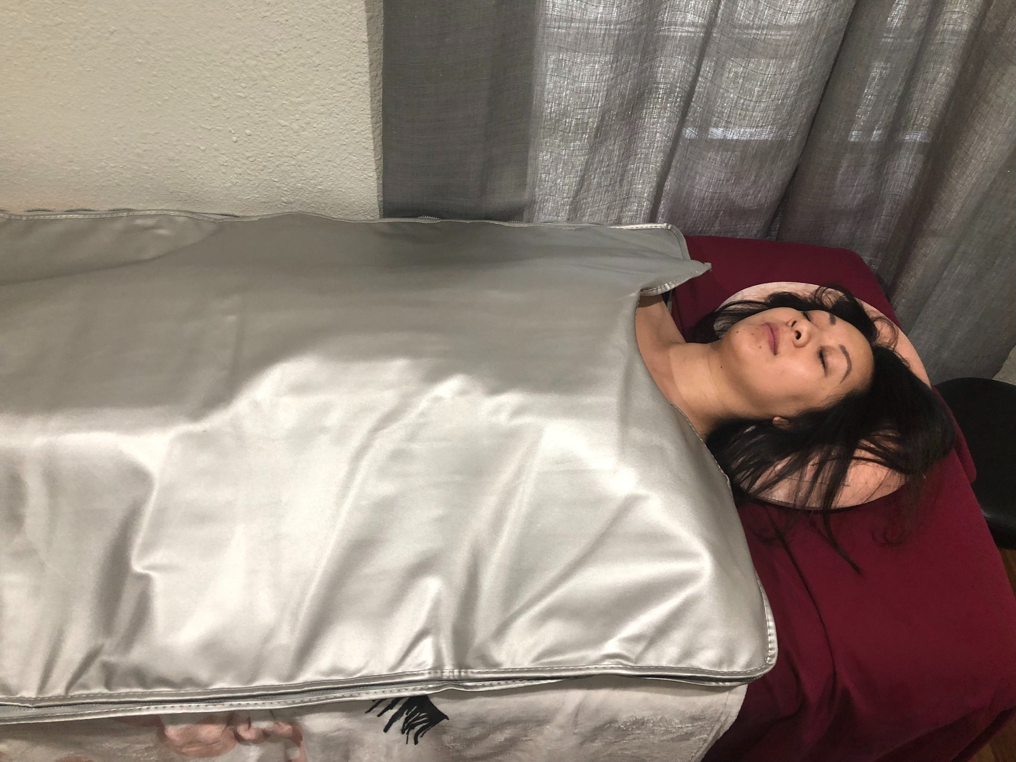 Sauna Blanket