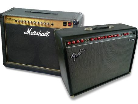 ¿Cómo elegir el amplificador de guitarra?