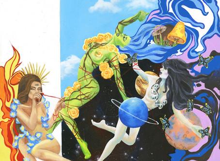 Artist's Insight: Amor Fati