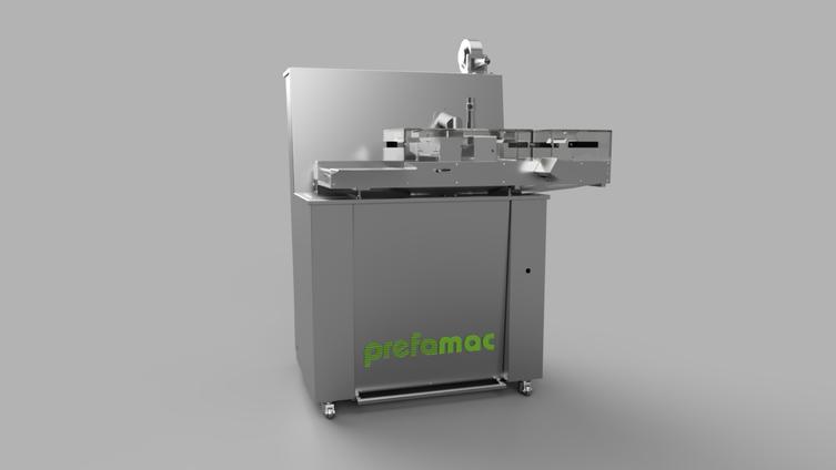 Continua - continuous Tempering machine