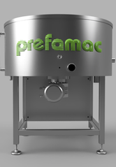 Melting and mixing kettle 100 L