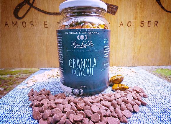 Granola Artesanal de Cacau