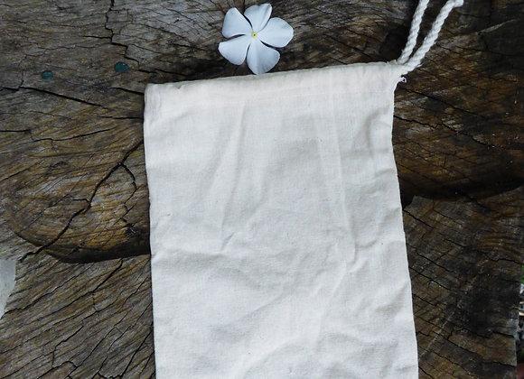 Saquinho de Tecido para granel - Tamanho P
