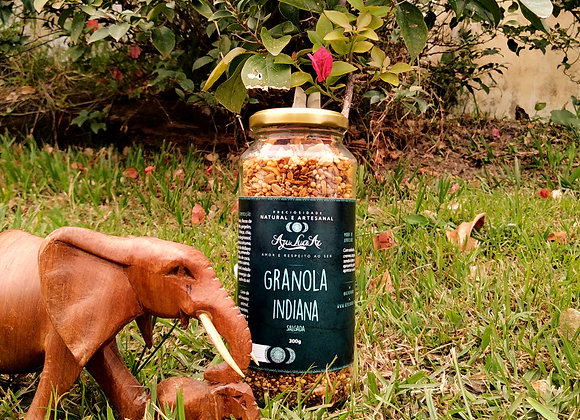 Granola Artesanal Indiana (salgada)