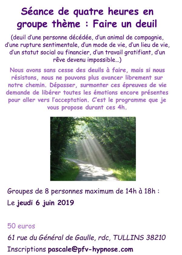 Pascale-Faure-Vincent. Faire le deuil