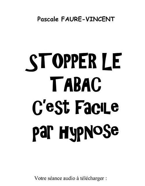 Stopper le Tabac c'est facile par Hypnose - PDF + MP3 en téléchargement