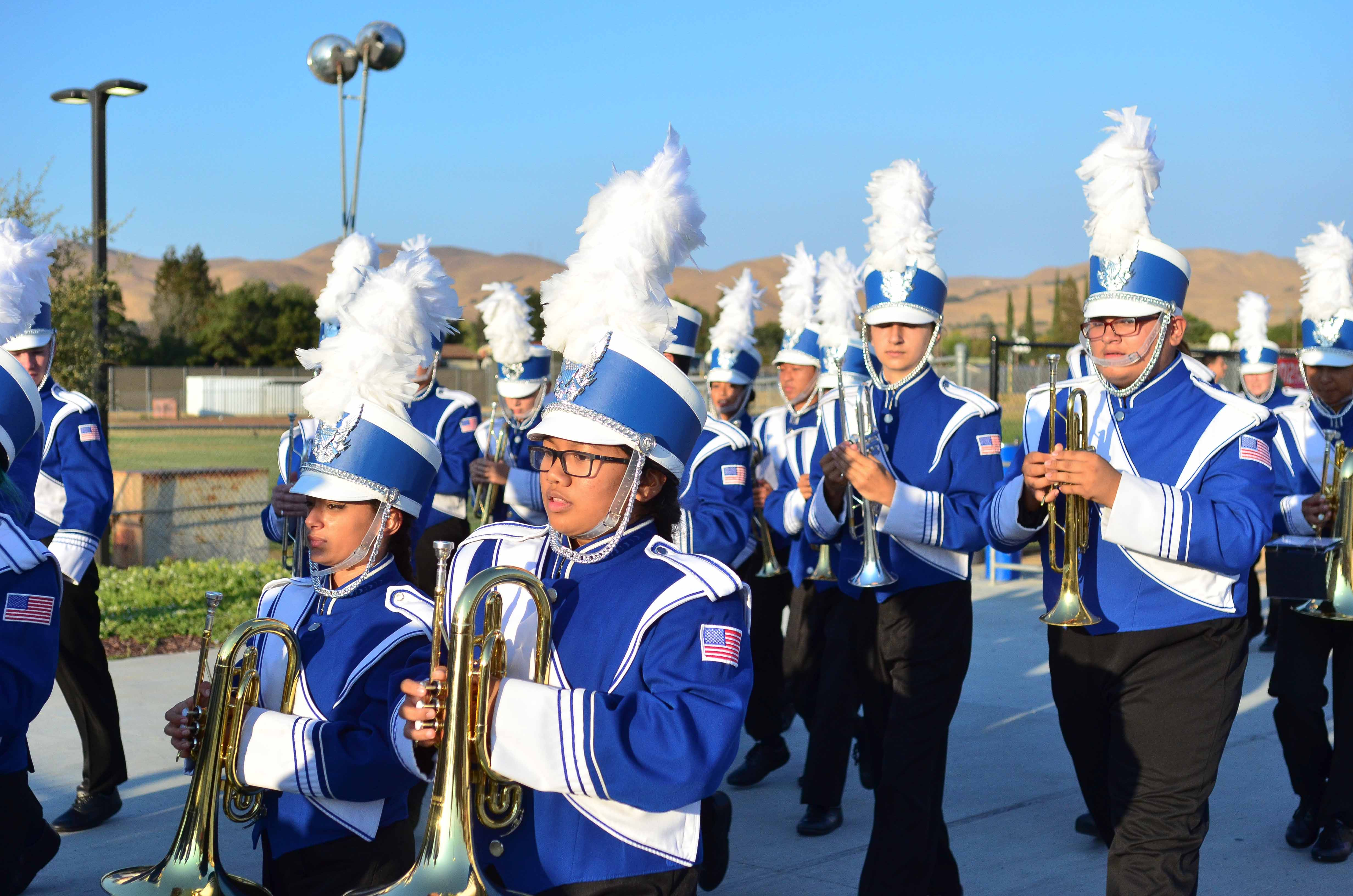 Marching Band 8-26-16-8