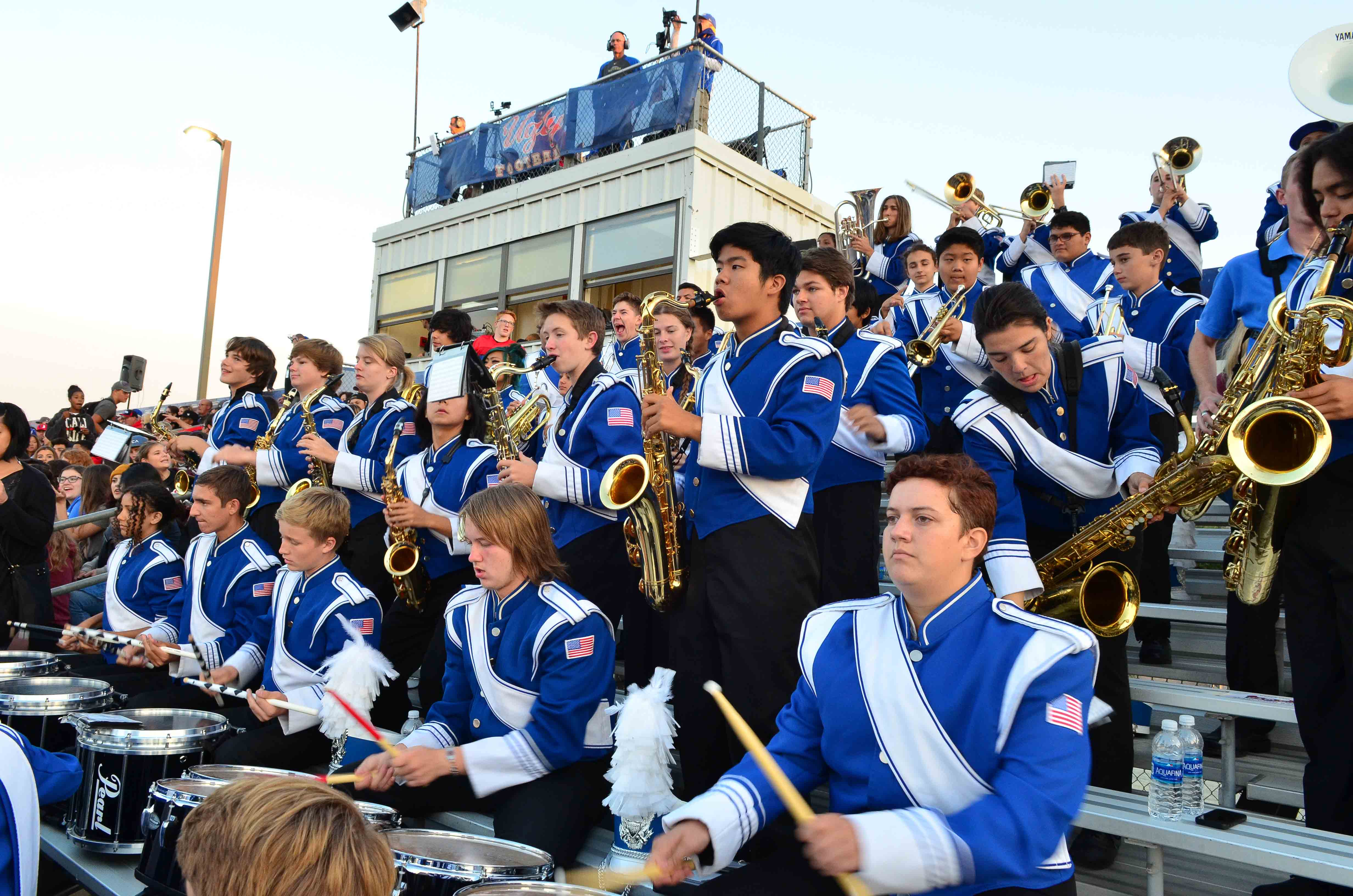 Marching Band 8-26-16-19