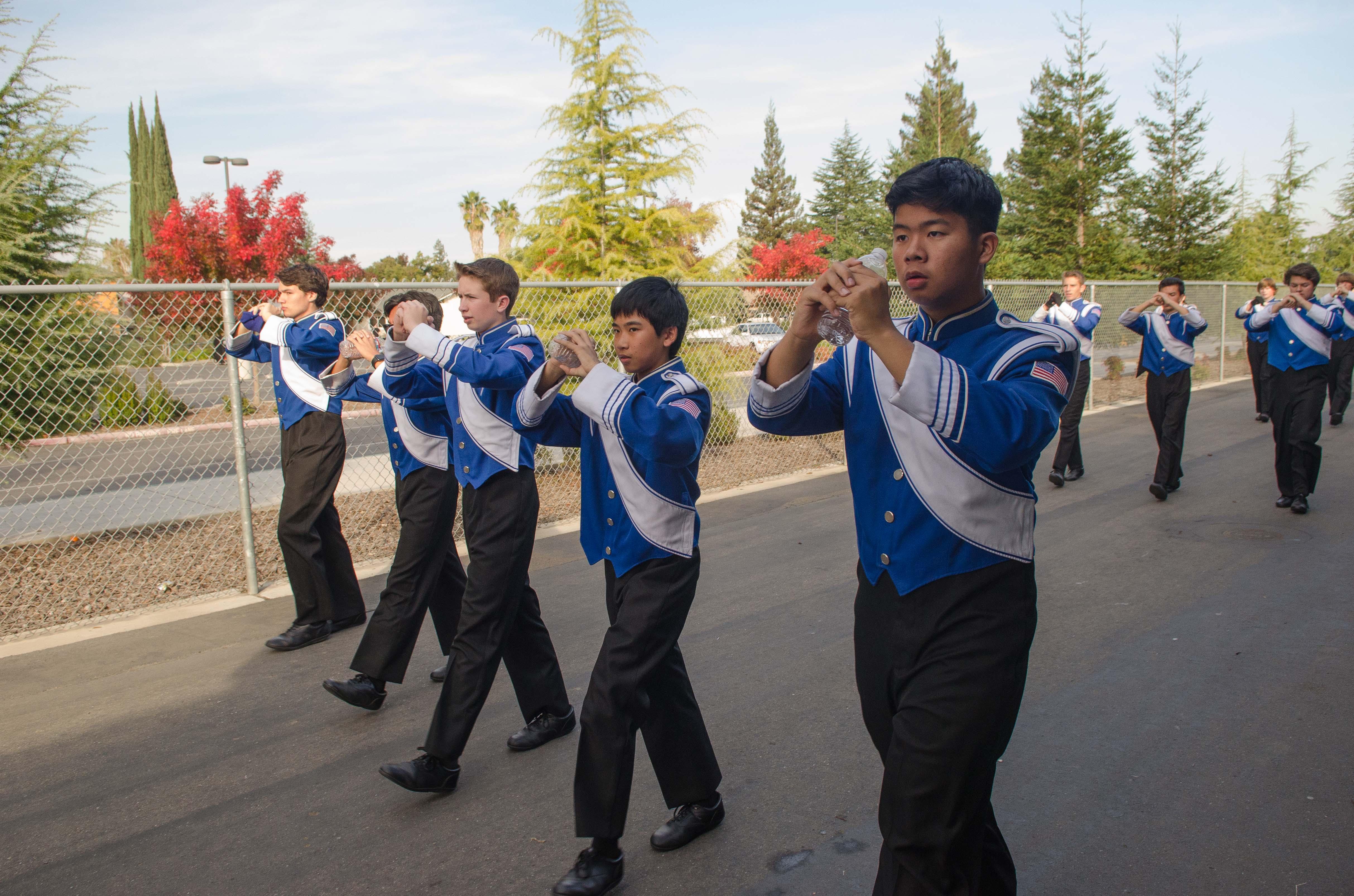 Lodi Band Comp 11-5-16