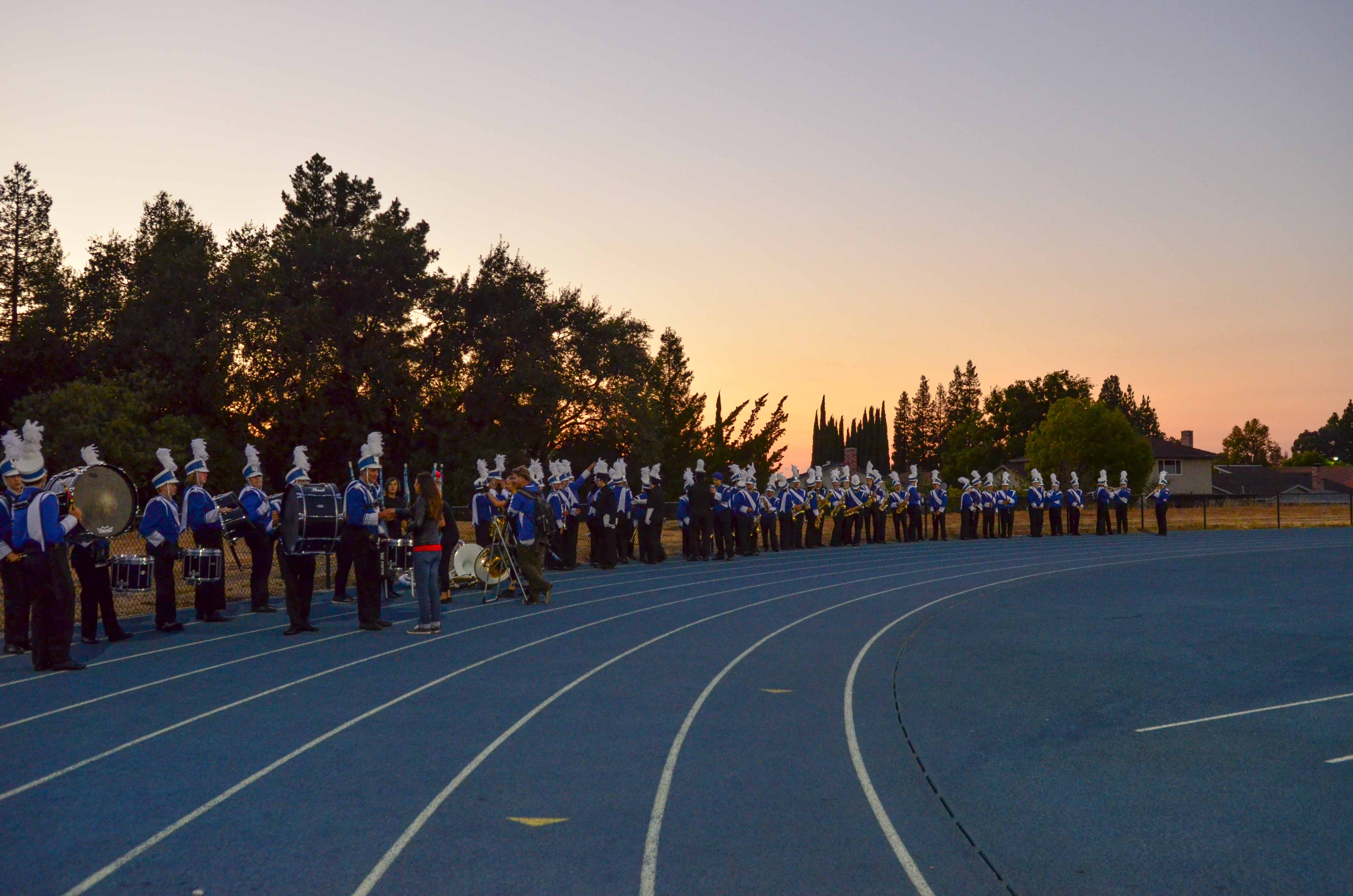 Marching Band 8-26-16-26