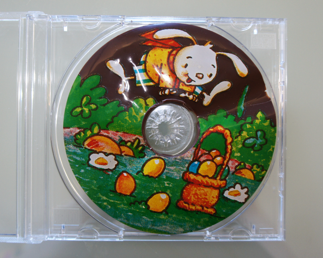 CW-023    Chocolate CD