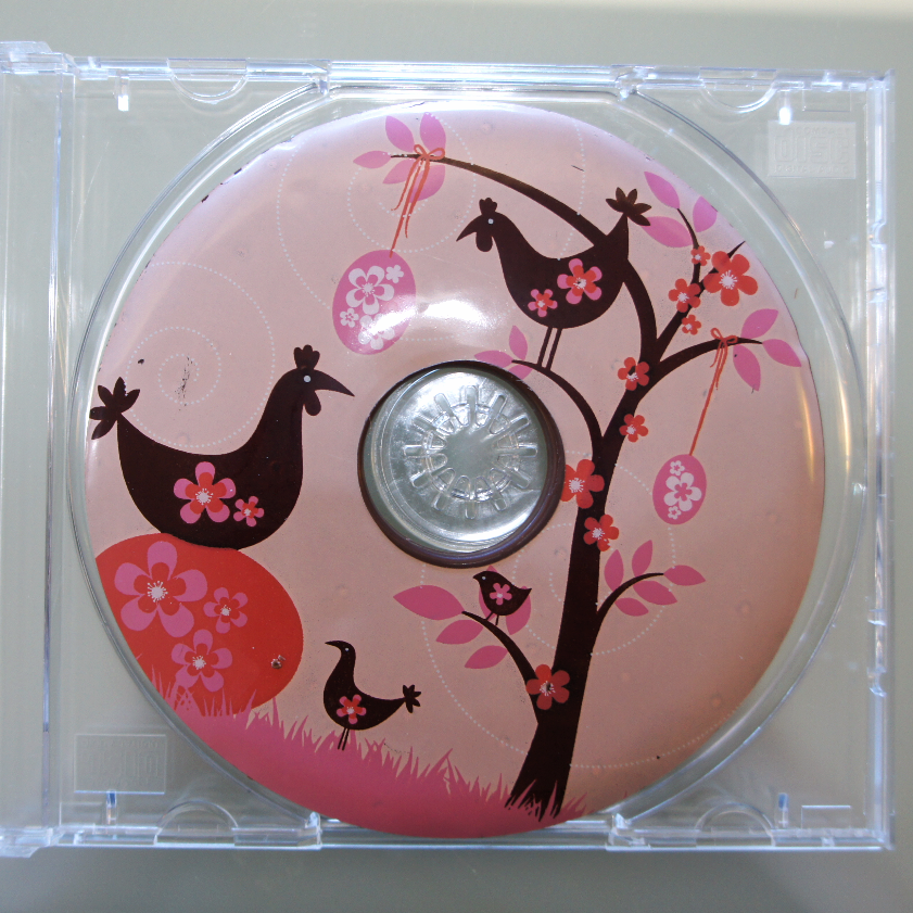 CW-025   Chocolate CD