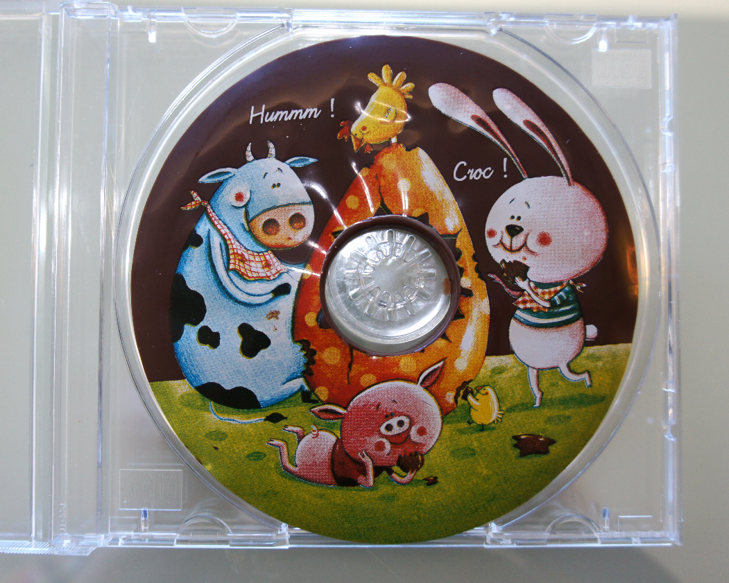 CW-024    Easter Chocolate CD